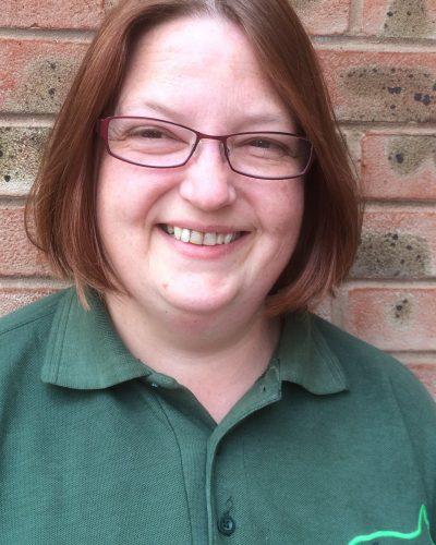 Joanne Kirkbride Davis Facilities Officer