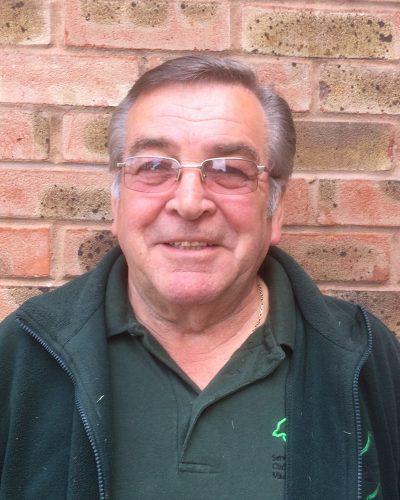 John Ward Gardener